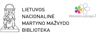 Rėmėjas - Lietuvos Nacionalinė Martyno Mažvydo biblioteka